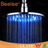 Led oblong big shower head/top shower