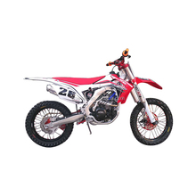 New designed good performance water cooled 250cc dirt bike