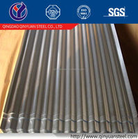 iso 9001 galvanized corrugated metal roofing/corrugated steel sheet