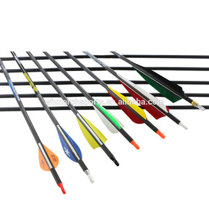 Hot Sell mixed carbon arrows long bow left hand archery recurve ilf riser