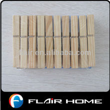 wholesaler wooden clothespin