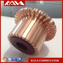 16 Segments Slotted Riser Commutator for Electric Fan Motor