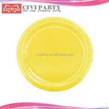 Paper Birthday Party Plates made in china merchandise