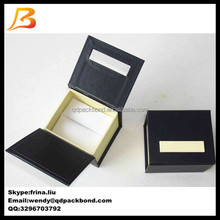 Printing customized cardboard paper box, watch box paper
