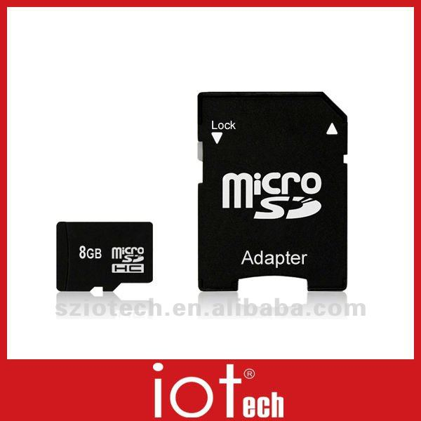 Factory 8GB TF Memory Card