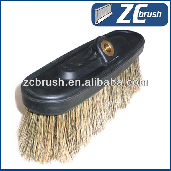 PP/PVC/PET/Hog Hair Car Wash Brushes