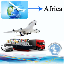Reliable Forwarder Agent/Combine Shipping From China to Central Africa BSW logistics