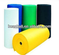 high density double sided pe foam sheet