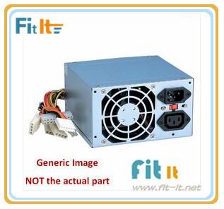 POWER SUPPLY 240W FOR HP DC7800 SFF Part Number: 437351-001