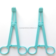 24CM/19CM CE&ISO Approved Disposable Sterilized Cotton Forceps Made In China