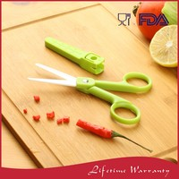 Colored Best Kitchen Ceramic Vegetable Cutting