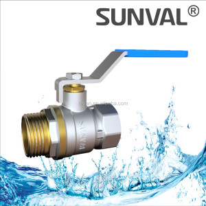 S1114 05 high quality long life brass ball brass stem Brass Ball Valve