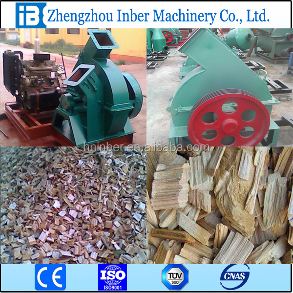Wood Disc Chipper/Wood Chipping Machine/Efficient Wood Chipping Machine