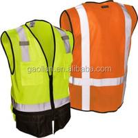 2017 top sale good quality cheap 3m reflective safety Vest