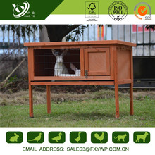 Wholesale simple designed custom cheap rabbit hutches