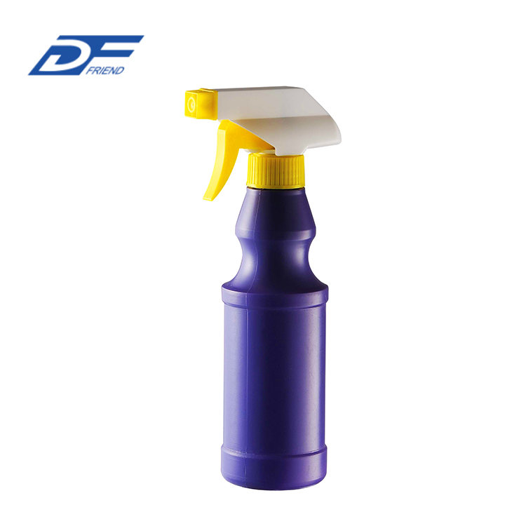 Free samples 300ml/ 10oz detergent plastic bottle hdpe with trigger