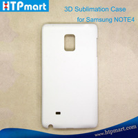 Newest 3D Sublimation Phone Cover for Samsung note4 edge