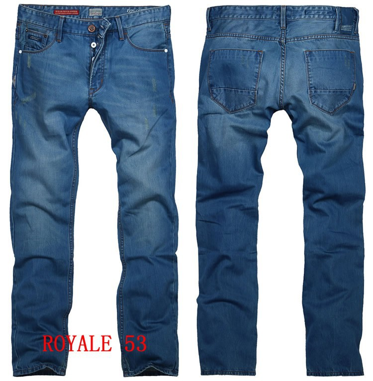 alloy fashion button jeans