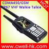 Hot Products ! Olive W18 GSM/CDMA450MHz Dual Mode Walkie Talkie Mobile Phone