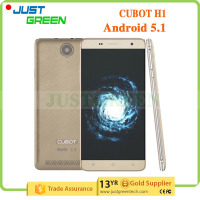 mobile phone wholesale Cubot H1 phone 5.5 inch cheap smartphone MTK6735P Quad Cores 16GB Android 5.1 mobile telephone