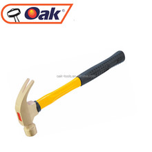high quality popular forging safety carpenters claw hammer