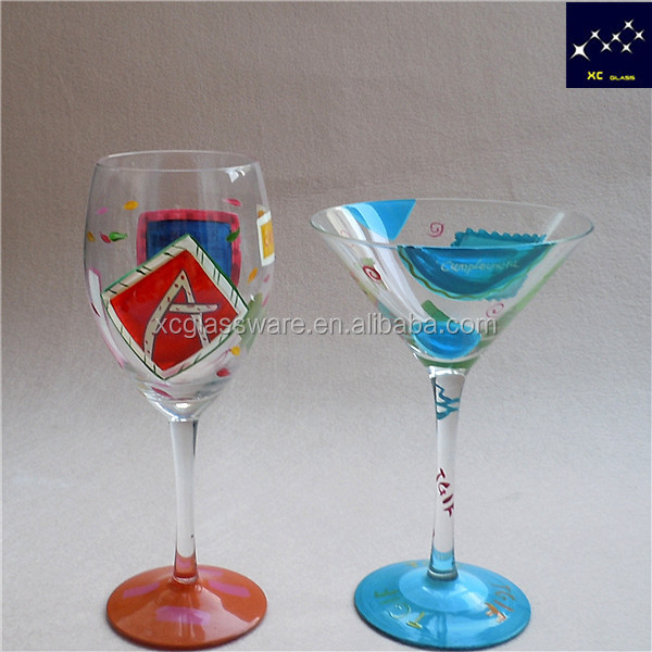 Thick Green Stem Red Wine Glass Crystal Gorgeous Martini Glass Thick Green Stem Buy Bubble