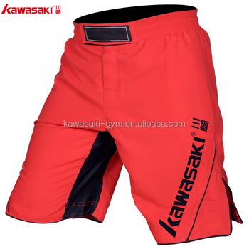 Custom High Quality Make Your Own Sublimated Mma Shorts