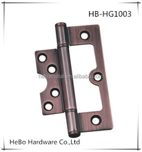 Frameless shower door hardware of wooden door pivot hinges