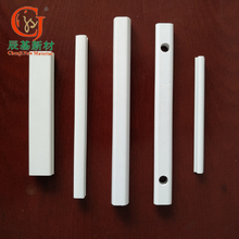 Top quality custom pvc extruded plastic extrusion profiles