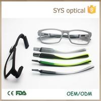 super light temples replaceable sport TR frames optical eyeglasses