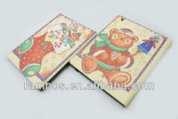 Christmas Leather Case Cover Christmas Case for iPad 2 3 4