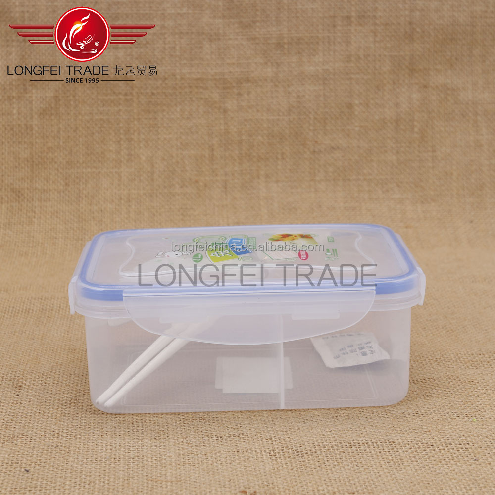 Very convenient and practical Large double lunch box with Food Storage function