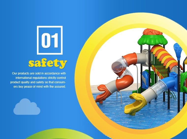 2017 kids water park playground water play equipment