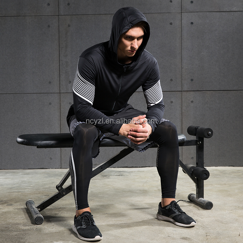 Cheap wholesale custom jogger men clothes drying--quick sport basketball sets mens sportswear