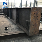 OEM custom steel fabricated welded structure steel for frame buildings