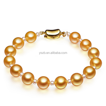 Massive pearl bracelet ladies watch, freshwater pearl bracelet, white / mixed color optional