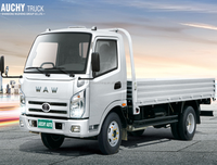 China State-Owned Manufacturer WAW Gasoline/Petrol 4x2 mini truck cargo truck 6 wheeler truck sale