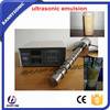 Liquid processor edible oil ultrasonic herbal extracting equipment