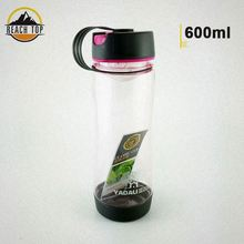 2017 fashion black space cup water bottle drink bottle