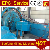 Cylindrical shaped energy saving wet overflow ball mill grinding equipment sold to many countries used in gold mine