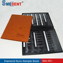Dental Products /Diamond Burs Book for dentist