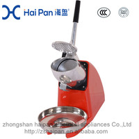 250W Stainless Steel Hand ice crusher strong plastic crusher for ice cube
