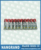 AA 1.5v primary battery lr6 alkaline