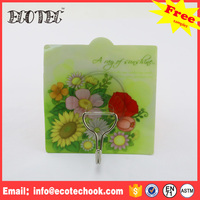 new product new adhesive hook for bag cloth store