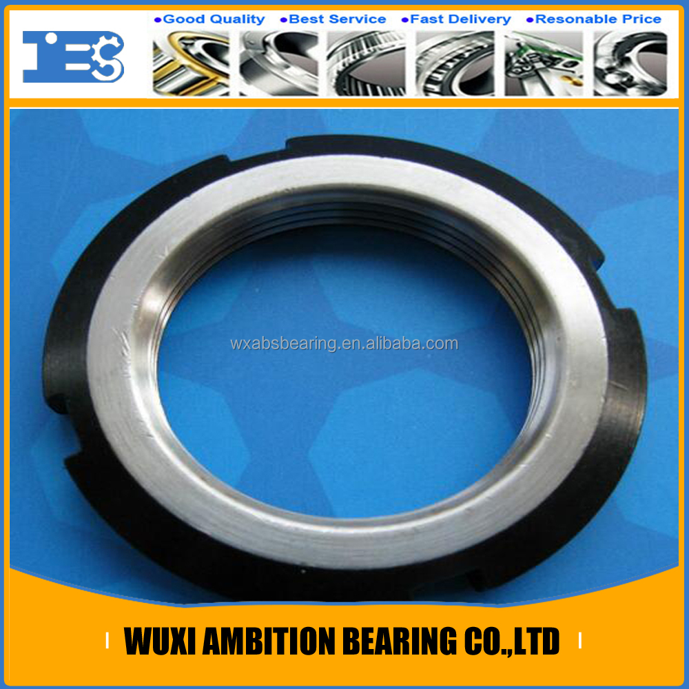 AN09 Precision Locknut AN 09 Bearing LOCK NUT