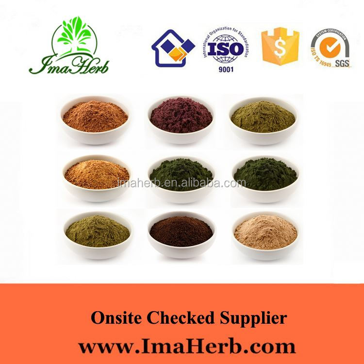 GMP Manufacture Halal Approved green coffe bean extract