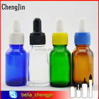 uk hot sale e juice 30ml glass perfume bottle manufacturers with colorful caps