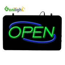 DC 12V LED NEON Sign OPEN Advertisement Board Electric Display Sign