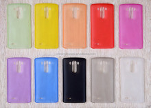 2017 New Coming PP Frosted Transparent Phone Case for LG G3