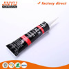 highly adhesive waterproof siliconesealant red/black/grey/black all purpose adhesive glue